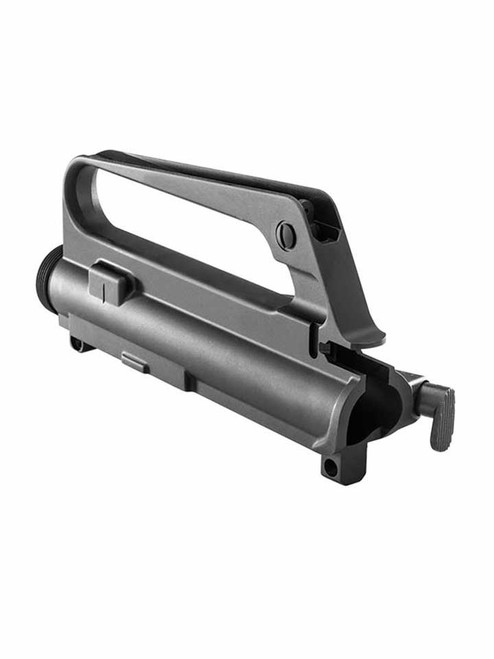 Luth-AR A1/C7 Black Complete Upper Receiver Rear