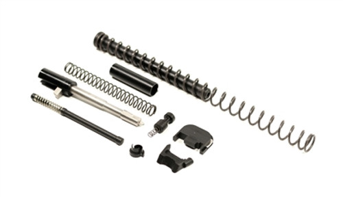 Alpha Sports Super Duty 9mm Slide Completion Kit - Nitride for Glock G17 FullSize