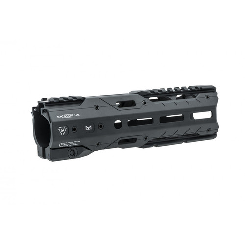 "Strike Industries Gridlock Modular Quick Detach Handguards 8.5"" Black"