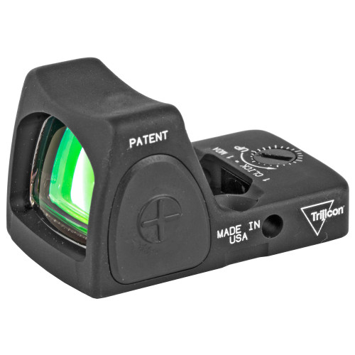 Trijicon, RMR, Reflex Sight Type 1, 3.25 MOA, Adjustable LED, Matte Finish
