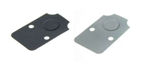 BattleWerx Anti-Flickering Sealing Plate for Trijicon RMR Type 1 in Black and SS