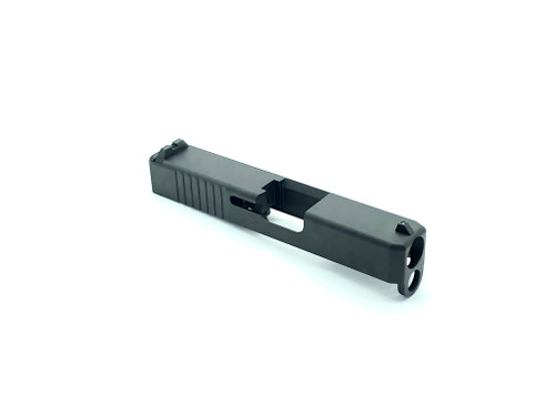 MDX Arms V1 Stripped Slides - G26 BLK