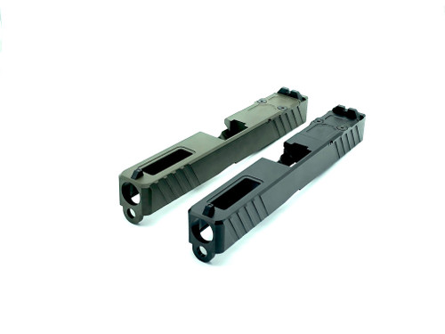 MDX Arms G22 with RMR Cut/Plate Stripped Slides 2