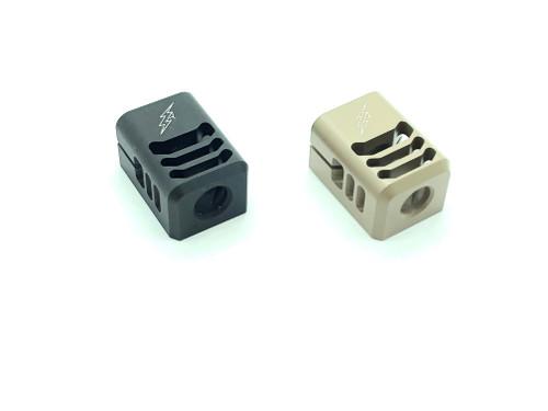 Archon Mfr 9mm Compensator 1/2x28