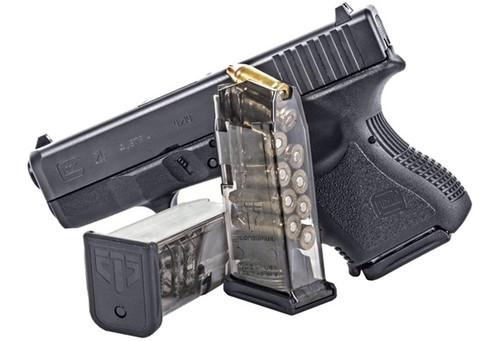 ETS 10 round (9mm) mag, fits Glock 26 banner