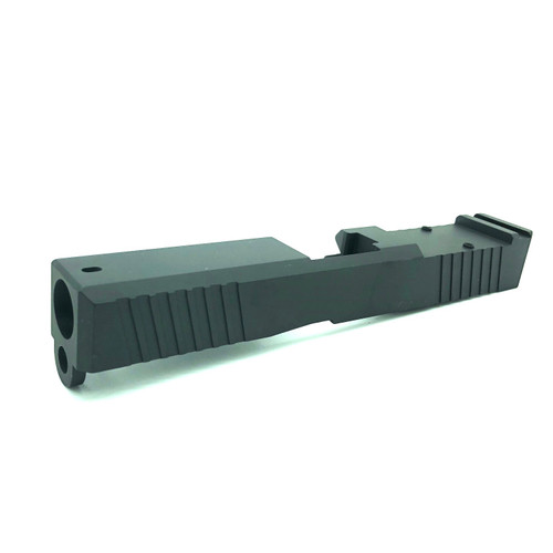 MDX Arms G19 V2 9mm Stripped Slide with RMR Cut