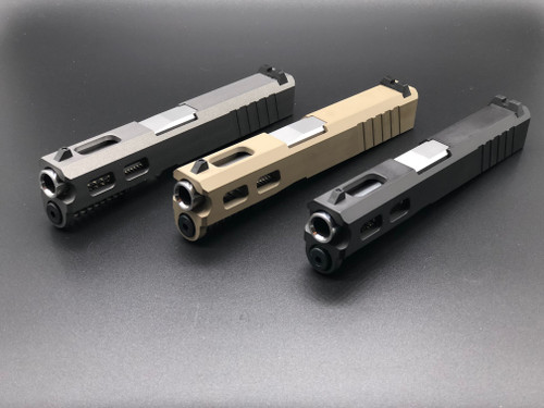 MDX Arms Custom G4 G43 Complate Slide with Ultra Match Grade Barrel Righ Side