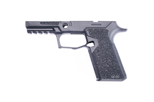 Polymer80 PF320PTEX Grip Module in Black left Side