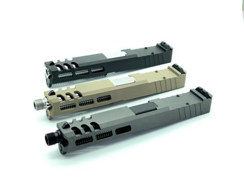 MDX Arms Tri Port Complete Slides G17 2