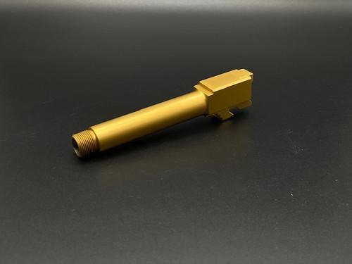 MDX Arms TiN G19 9mm Match Grade Barrels
