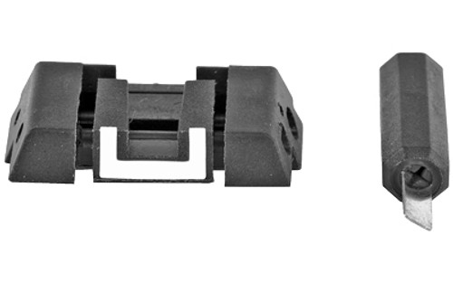Glock OEM Sights Set with Adjustable Rear Sights