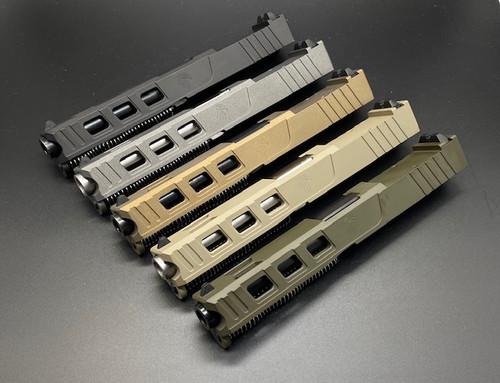 MDX Arms LF17 Complete Slides G17