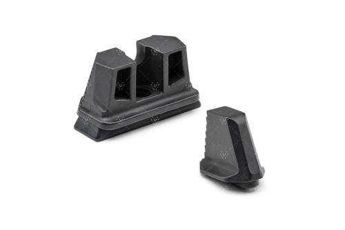 Strike Industries Strike Iron Sights for Glock  - Suppressor Height