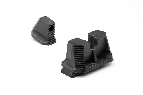 Strike Industries Strike Iron Sights for Glock  - Suppressor Height