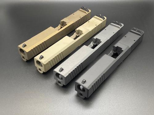 MDX Arms G17 V2 RMR Cut Stripped Slide