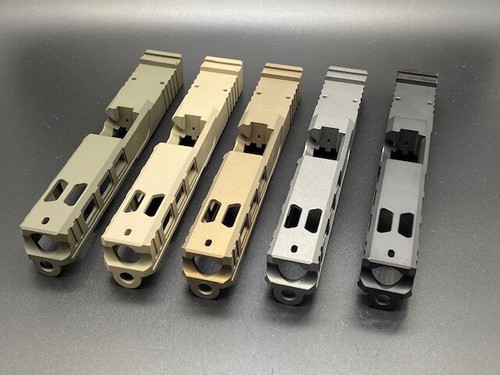 MDX Arms G17 LF17 Stripped Slide