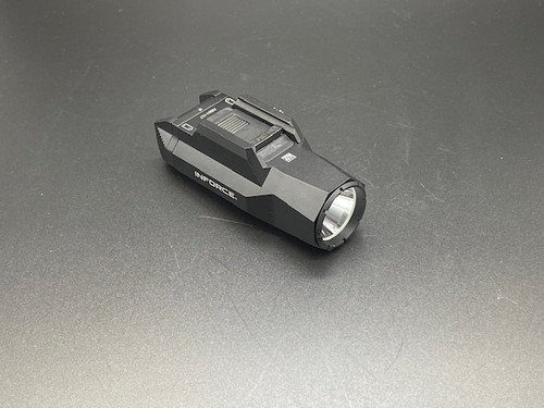 INFOCE WILD2 1000 Lumen White LED Flashlight