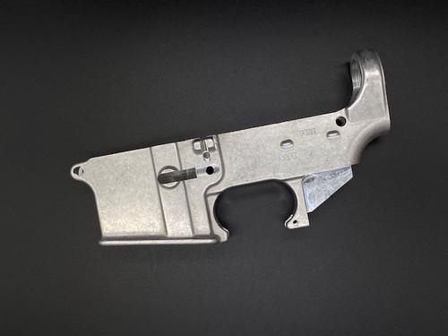 AR15 80% Lower Receiver - Raw Aluminum