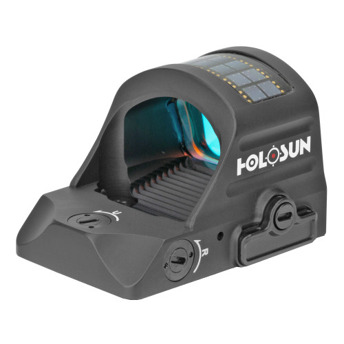 Holosun HS507C X2 Series (RED) Open Reflex Solar/Battery Powered Dot