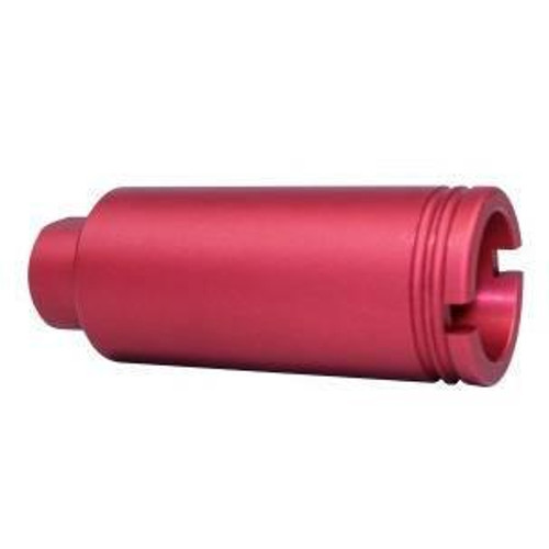 Guntec Slim Line Cone Flash Can AR15/M4 1/2x28
