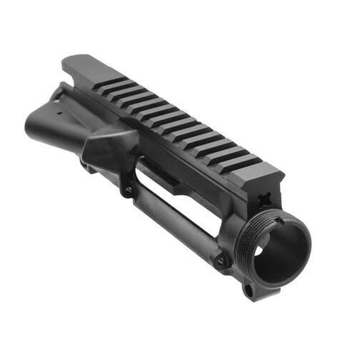 MDX Arms AR15 A3 Stripped Upper Receiver Side View