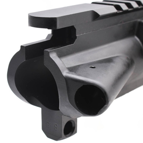MDX Arms AR15 A3 Stripped Upper Receiver - Forward Assist Area