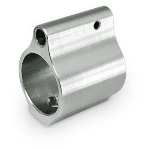 MDX Steel Low Profile .750 Gas Block with Roll Pin