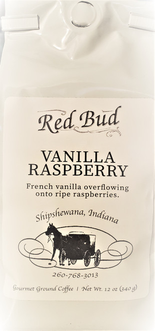 Vanilla Raspberry