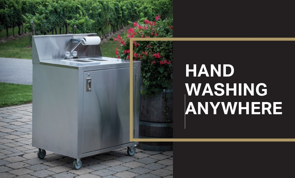 Crown Verity Handsink