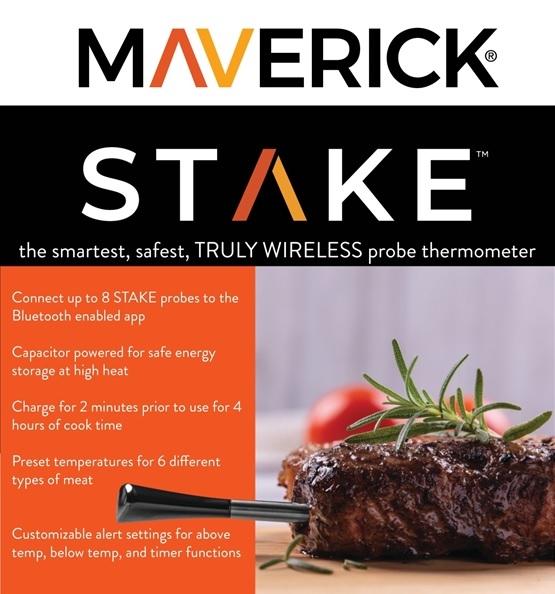 Maverick Stake Thermometer