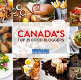 """Top 34 """"Must Follow"""" Canadian Food Bloggers"""