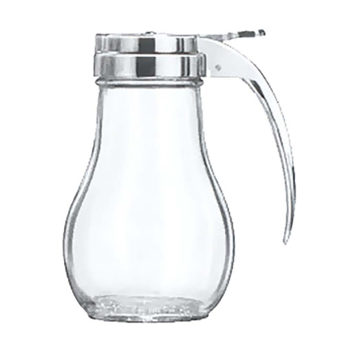 Glass 14 Oz Syrup Dispenser