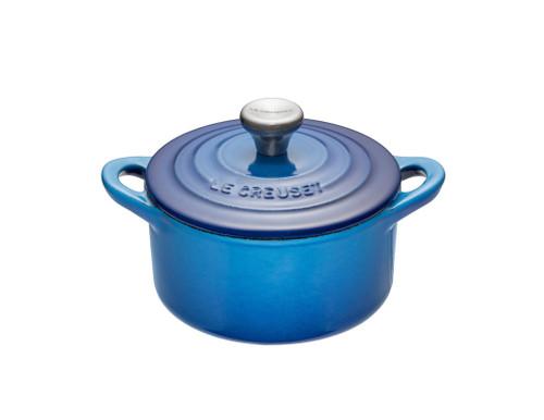 Le Creuset - 0.28 L (0.3 QT) Blueberry Mini Cocotte - L2501-10S92