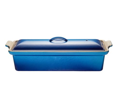 Le Creuset - 1.4 L (1.5 QT) Blueberry Heritage Pate Terrine - L0524-3292
