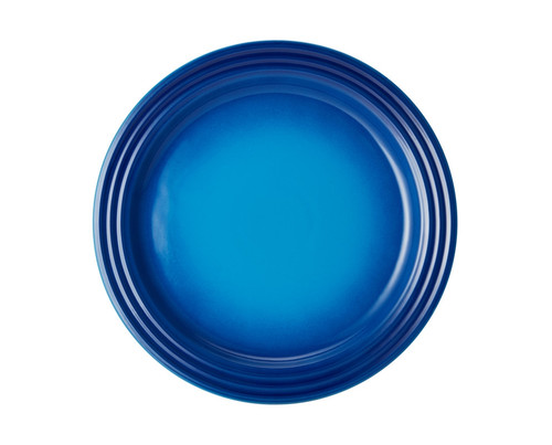 "Le Creuset - 10.5"" (27cm) Blueberry Dinner Plates - Set of 4"