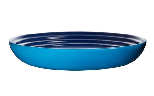 """Le Creuset - 9"""" (22cm) Blueberry Coupe Pasta Bowls - Set of 4"""
