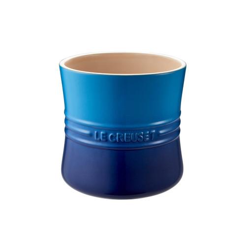 Le Creuset - 2.6 L (2.75 QT) Blueberry Utensil Crock - PG1003-92