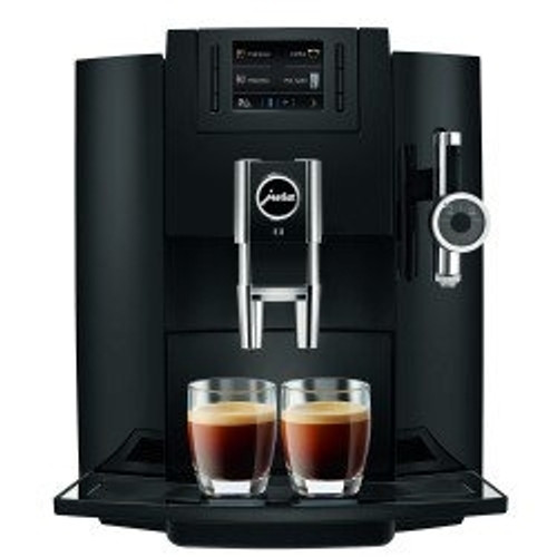 JURA - E8 Piano Black Espresso Machine - 15109