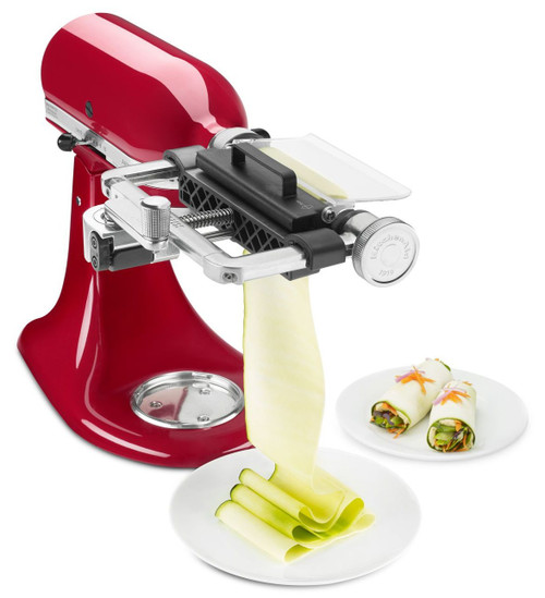 KitchenAid - Vegetable Sheet Cutter Attachment - KSMSCA