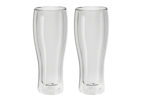 Zwilling J.A. Henckels - Sorrento Double Wall 414mL Beer Glass Set