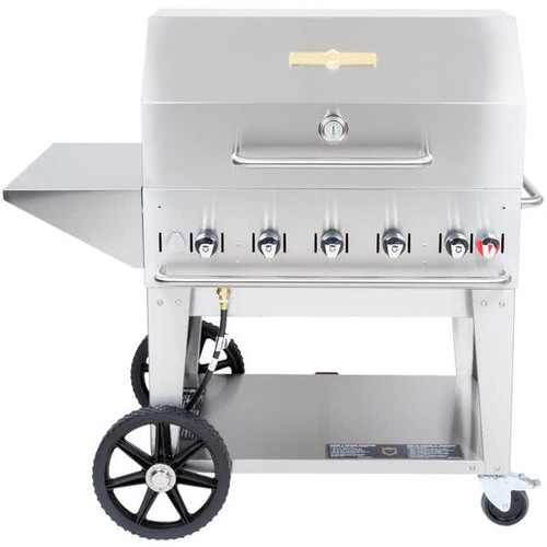 "Crown Verity - 36"" Natural Gas BBQ - MCB36PKGNG"