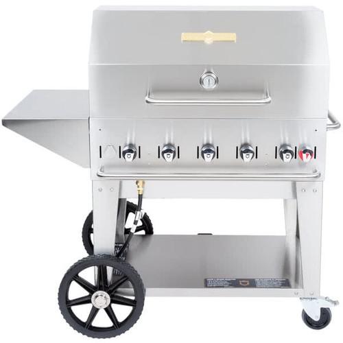 "Crown Verity - 36"" Natural Gas BBQ - MCB36PKGNG"
