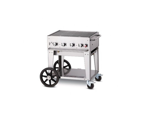 "Crown Verity - 30"" Natural Gas Mobile Grill - MCB30NG"