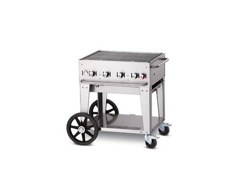 "Crown Verity - 30"" Liquid Propapne Mobile Grill - MCB30"