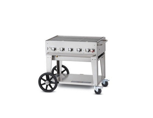 "Crown Verity - 36"" Natural Gas Mobile Grill - MCB36NG"