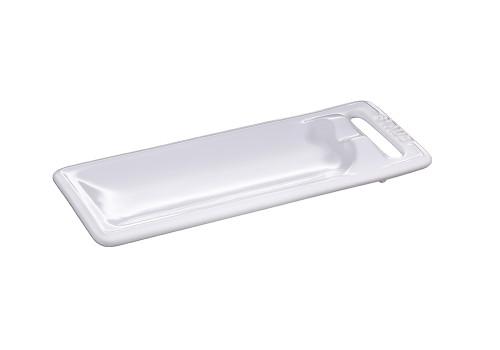 Staub - White Spoon Rest - 40509-040