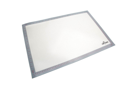 Fox Run - Non-Stick Baking Mat, Silicone, 16.5-Inch x 24.5-Inch