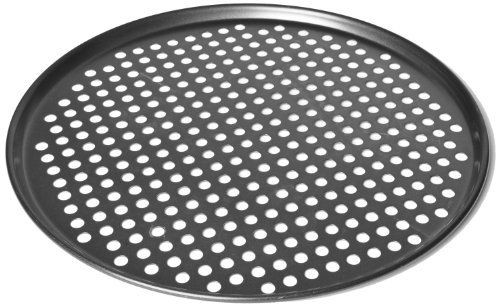 "Chloe's Kitchen - 14"" Perforated Pizza Pan - 201312"