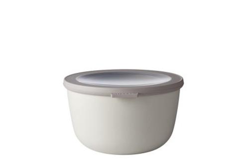 Mepal - Cirqula White Mutli Bowl with Lid - RST62140WH