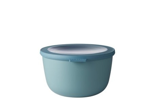 Mepal - Cirqula Blue 2L Mutli Bowl with Lid - RST62140BLU